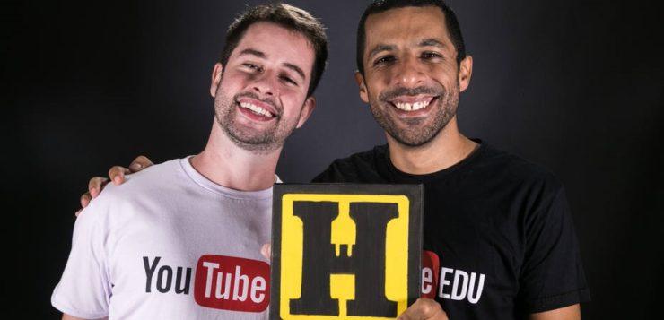 AN história youtube