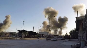 (Foto: ONG Syrian Civil Defense White Helmets / Reprodução)
