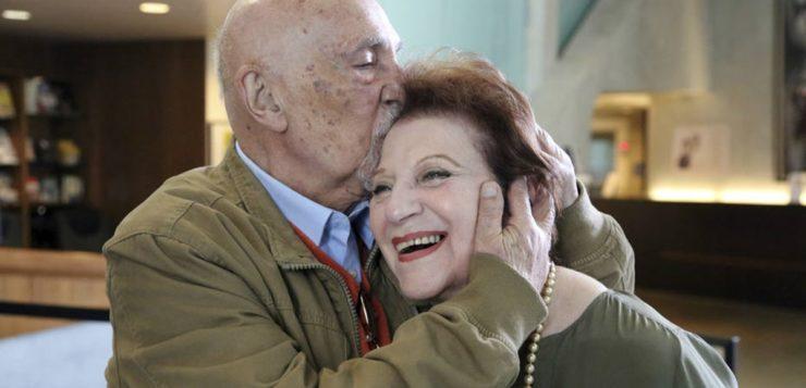 Amigos separados pelo Holocausto se reencontram após 76 anos