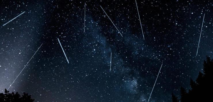 Chuva de meteoros Líridas será visível em parte do Brasil; saiba mais