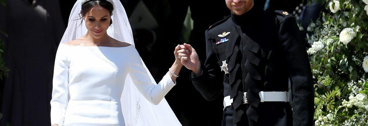 casamento real vestido meghan markle