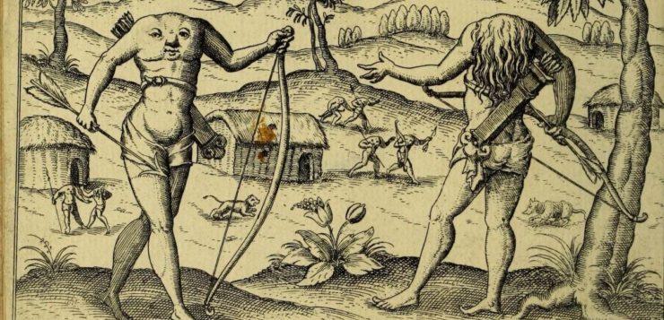 10 estranhas tribos antigas que exploradores afirmaram existir