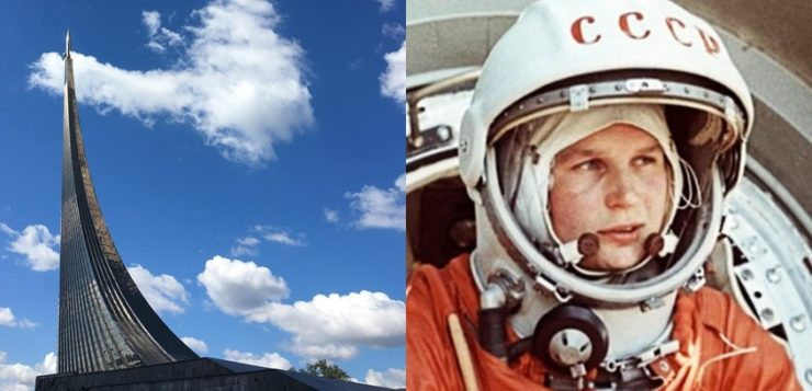 AN museu do cosmonauta corrida espacial