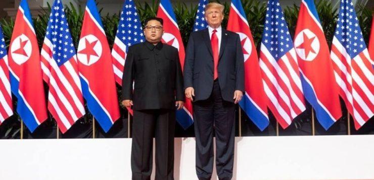 Espiões e conversa com 'aliens': os bastidores da cúpula Kim-Trump