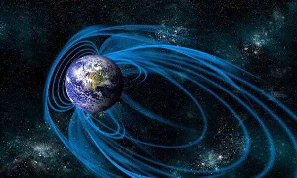 campo magnetico terra
