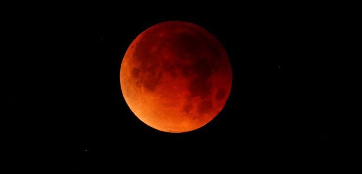 AN lua de sangue