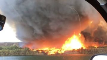 tornado de fogo-capa