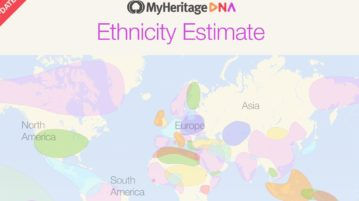AN myheritage DNA