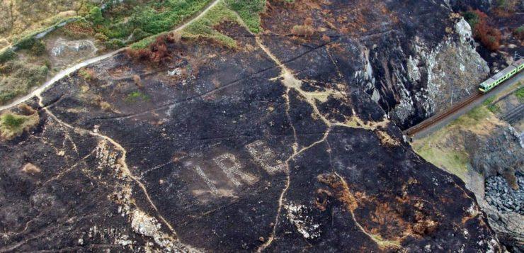 AN relíquia segunda guerra mundial irlanda