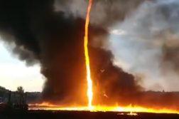 AN tornado de fogo