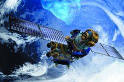 arma espacial-satélite capa