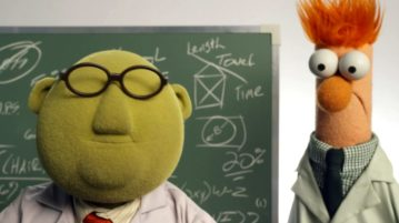 beaker muppets
