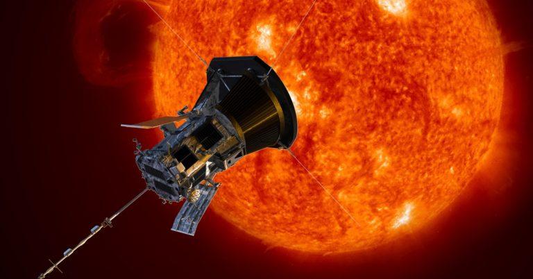 Sonda da Nasa entra na atmosfera do Sol pela 1ª vez e revela o que existe lá