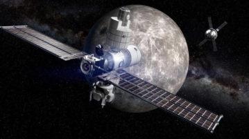 portal órbita lua