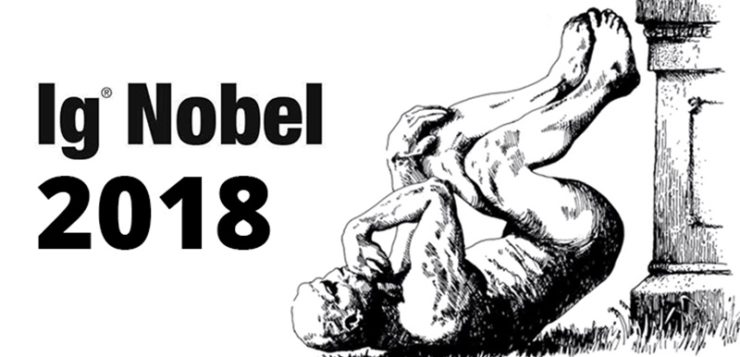 AN ig nobel 2018