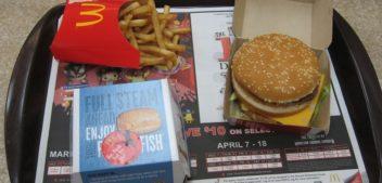 Rato, sangue e mais: 10 coisas nojentas encontradas em fast food
