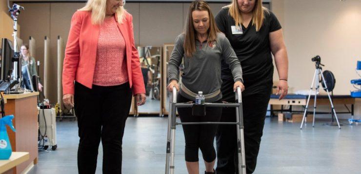 paraplégicos medula eletrodo