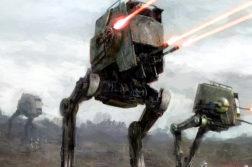 star wars atst