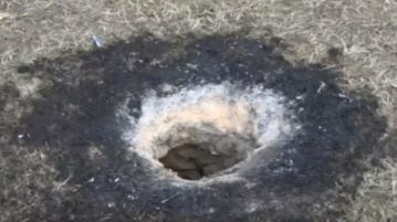 buraco chamas