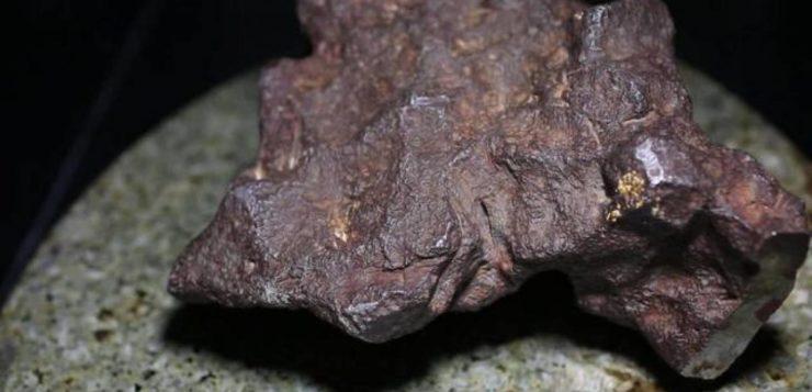meteorito peso de porta