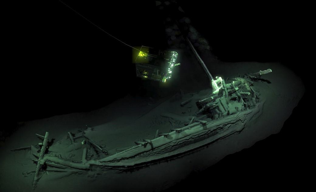 navio mar negro