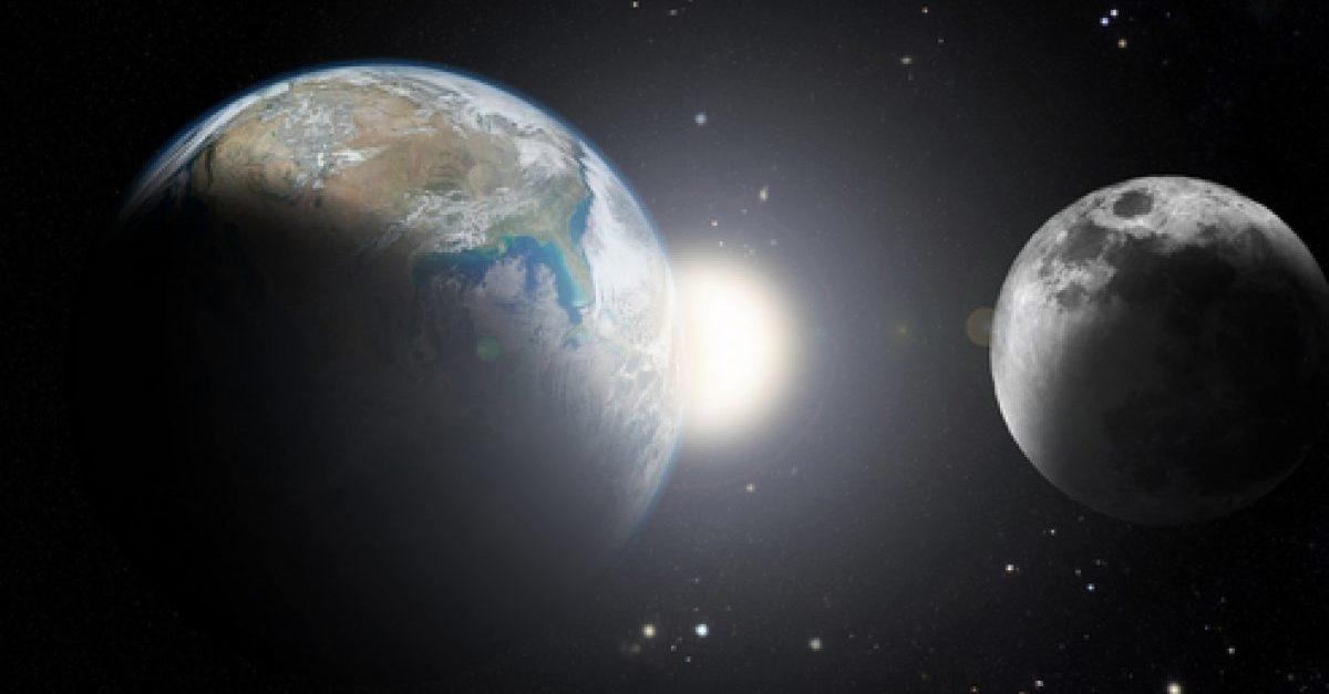 Tem Na Web - Duas misteriosas nuvens de poeira são descobertas orbitando a Terra