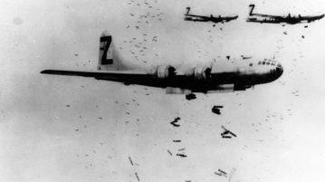 segunda guerra mundial bombas