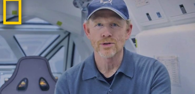 AN ron howard mars