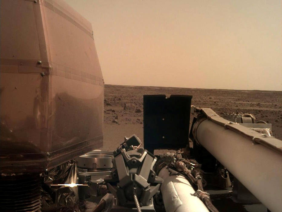 AN sonda insight marte