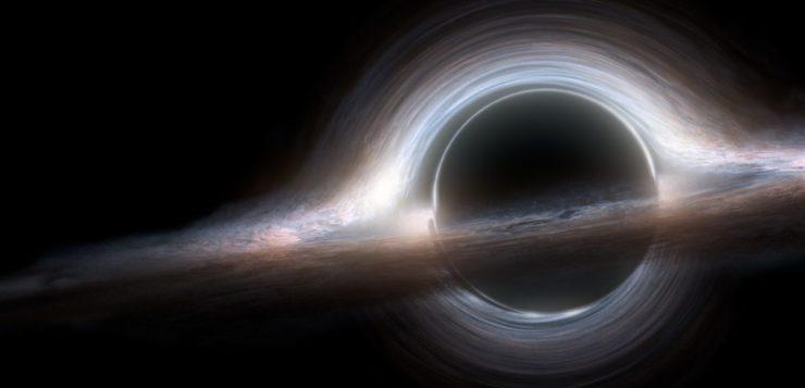 buraco negro via lactea