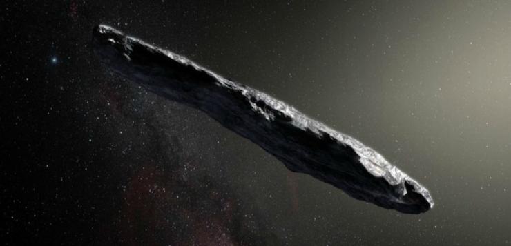 Astrônomo tem certeza que 'nave extraterrestre' está chegando