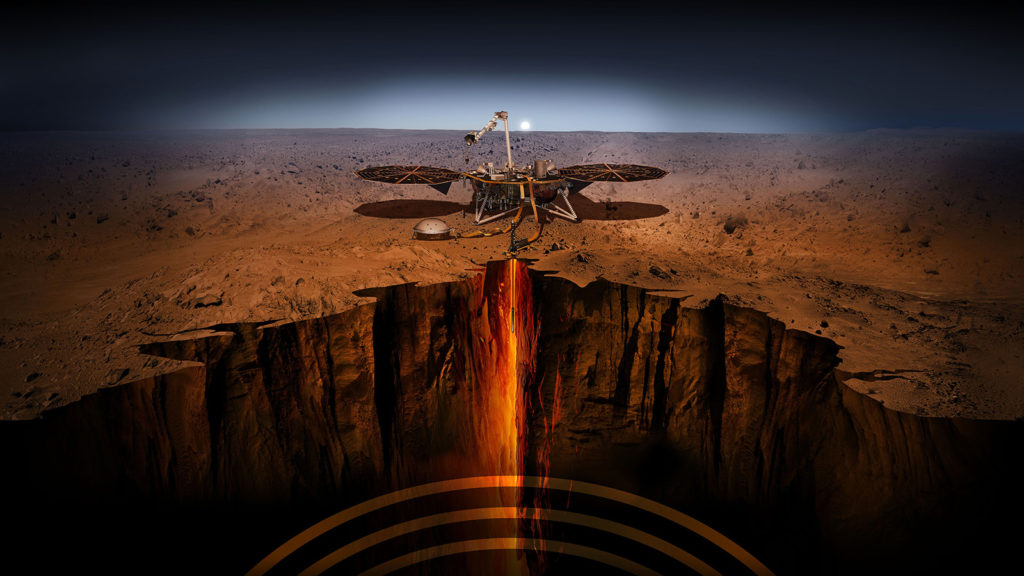 sonda InSight-1