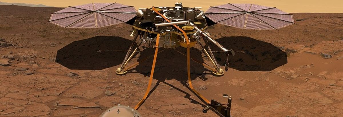 sonda InSight-capa