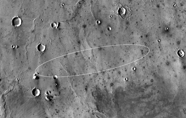 sonda InSight-pouso 1