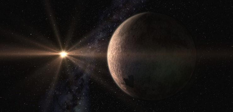 super terra exoplaneta