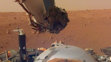 AN sonda insight nasa som de marte