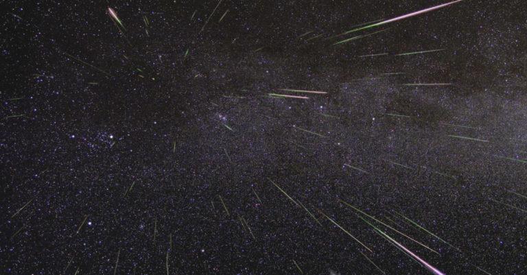 Geminídeas: saiba como será a última chuva de meteoros de 2018