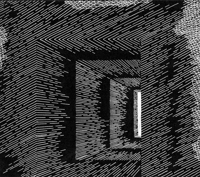 ilusões de ótica linhas retas 3