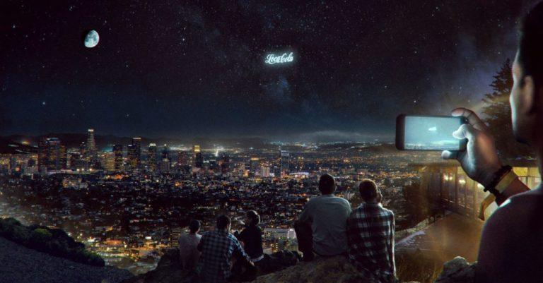 Empresa russa quer colocar anúncios publicitários na órbita da Terra