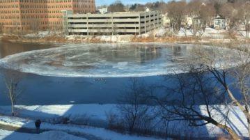 círculo de gelo-capa