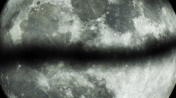 eclipse lunar terraplanistas