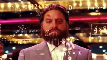 pancada na cabeça genio da matemática