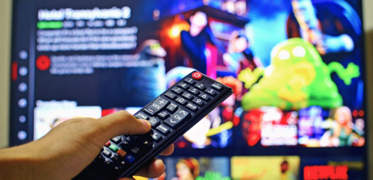 Sua Smart TV pode estar coletando e vendendo seus dados