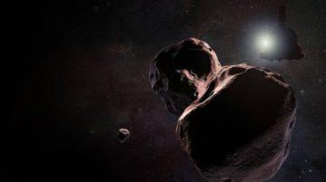 sonda-objeto mais distante capa