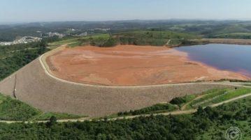 barragem rejeitos de minério