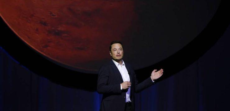 Elon Musk acredita que viagem para Marte custará uma 'pechincha': US$ 100 mil