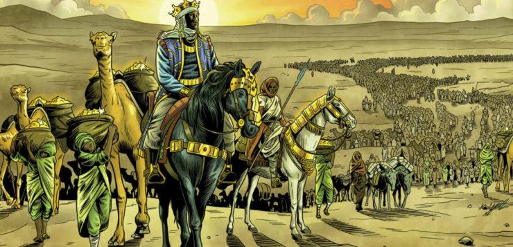 Conheça o imperador Mansa Musa, o homem mais rico da história