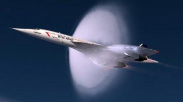 concorde avião supersônico