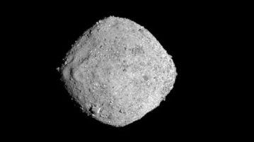 AN nasa asteroide