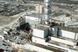 chernobyl desastre